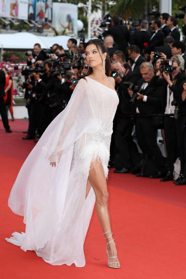 Alessandra Ambrosio - 'The Dead Don't Die' Premiere and Opening Ceremony at 2019 Cannes Film Festival