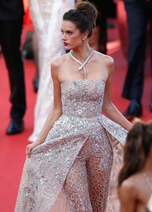 Alessandra Ambrosio - 'The Last Face' Premeire at 2016 Cannes Film Festival