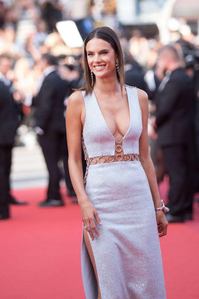 Alessandra Ambrosio – 'The Unknown Girl' Premiere at 2016 Cannes Film Festival
