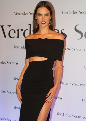 Alessandra Ambrosio - 'Verdades Secretas' Party in Sao Paulo