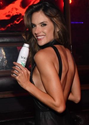 Alessandra Ambrosio - VO|CO Vodka Coconut Water Party in Scottsdale