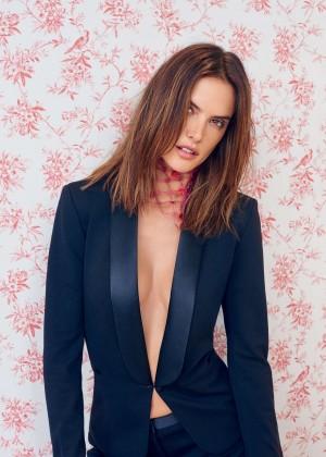 Alessandra Ambrosio - Vogue Brazil Magazine (April 2016)
