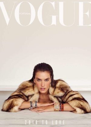 Alessandra Ambrosio - Vogue Portugal Magazine (January 2018)