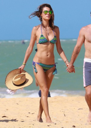 Alessandra Ambrosio Hot in Bikini -05