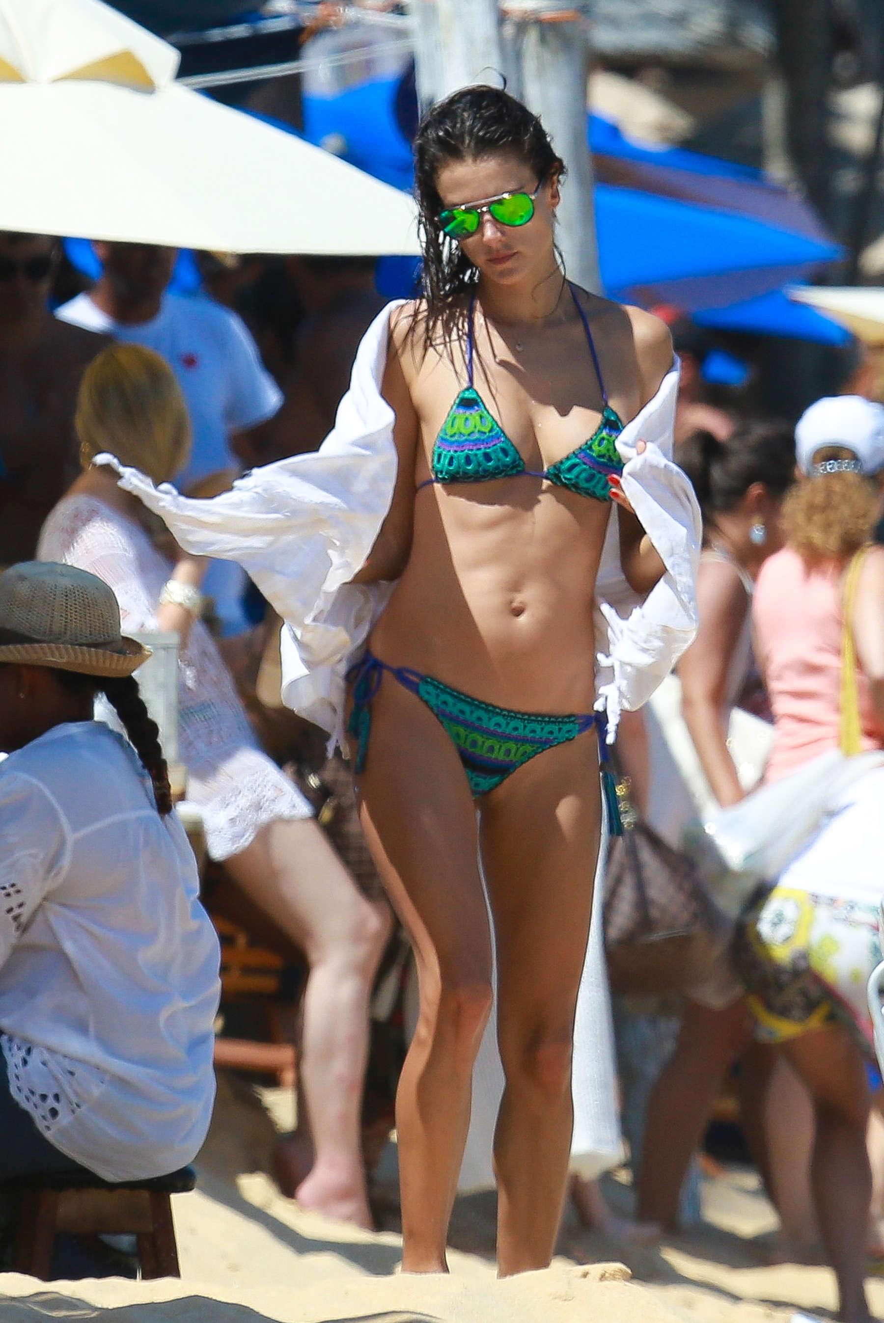 Alessandra Ambrosio 2016 : Alessandra Ambrosio Hot in Bikini -13