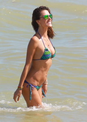 Alessandra Ambrosio Hot in Bikini -20