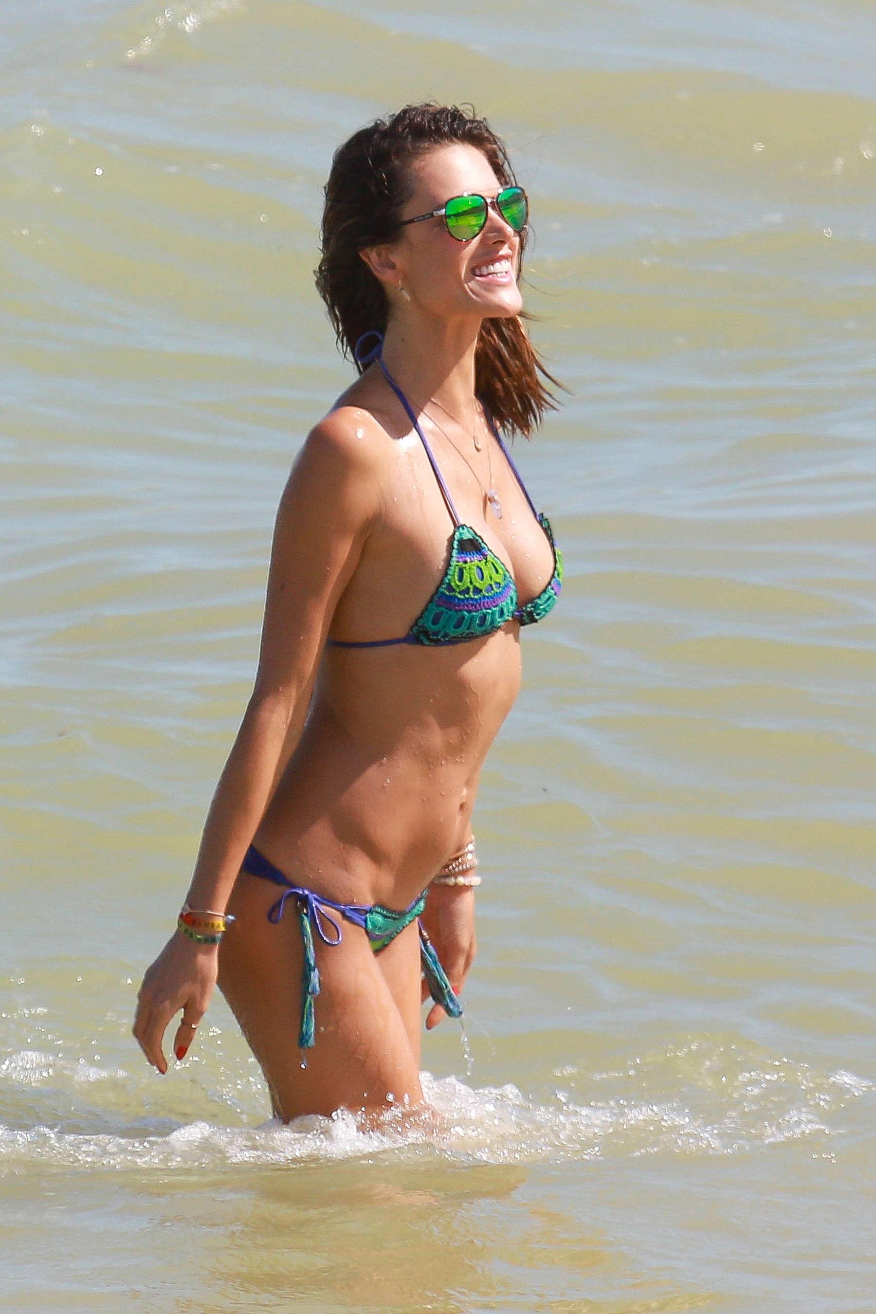 Alessandra Ambrosio 2016 : Alessandra Ambrosio Hot in Bikini -20