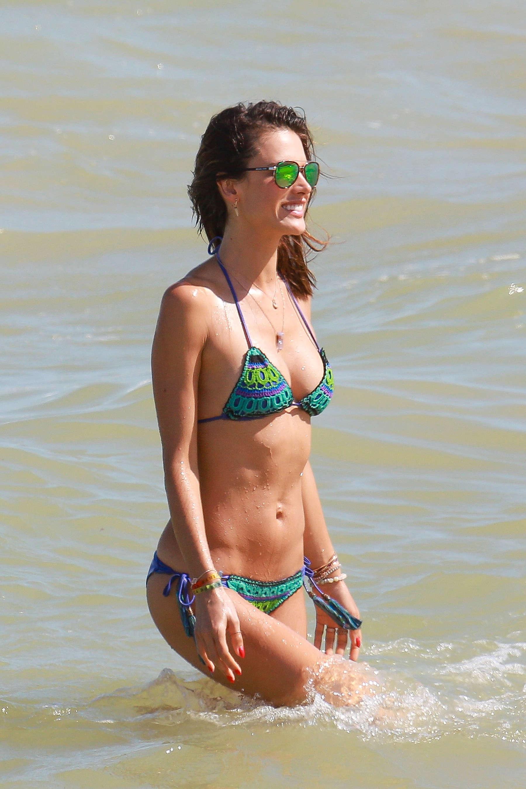 Alessandra Ambrosio 2016 : Alessandra Ambrosio Hot in Bikini -22