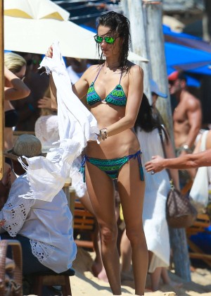 Alessandra Ambrosio Hot in Bikini -23
