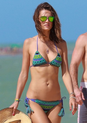 Alessandra Ambrosio Hot in Bikini -26
