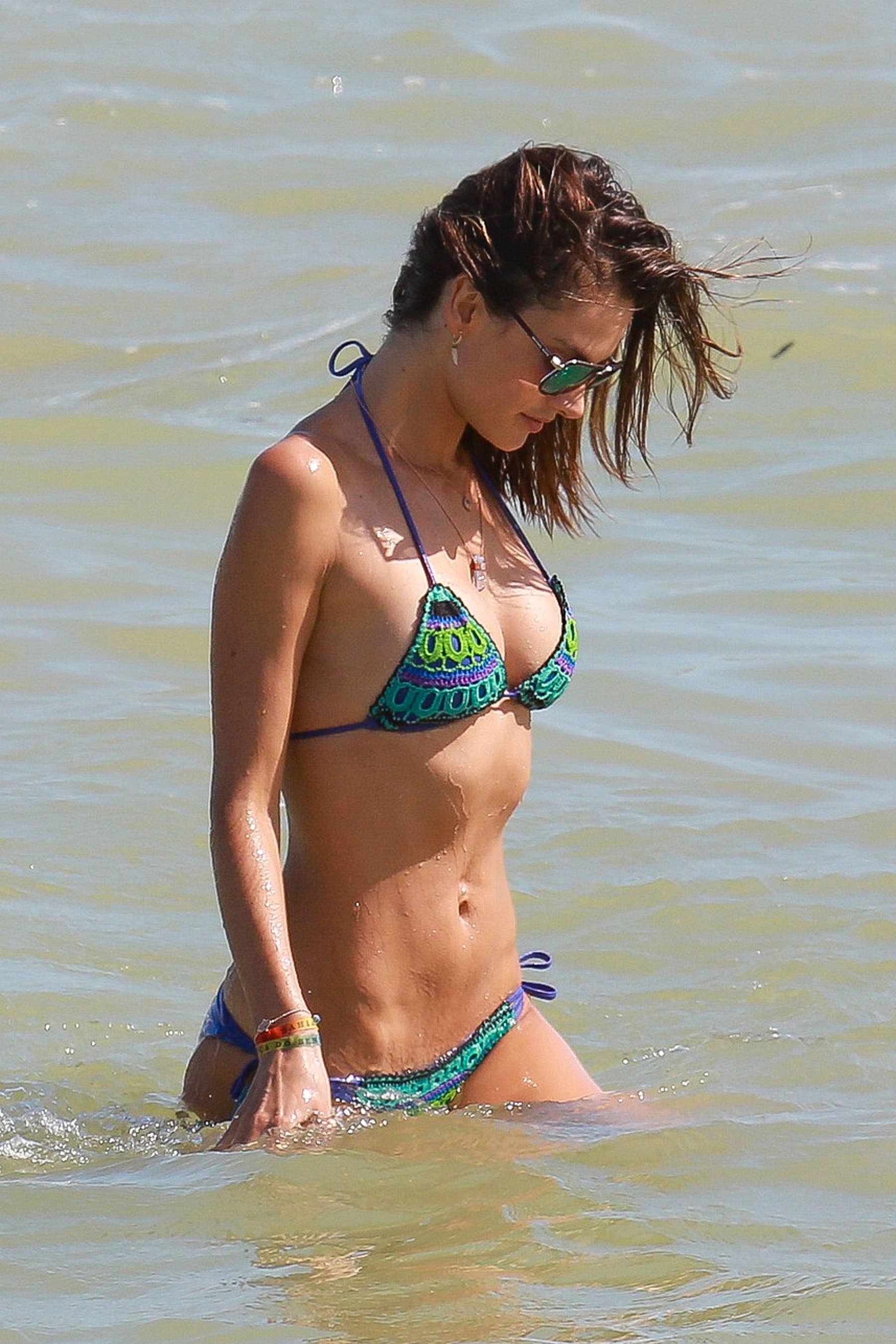 Alessandra Ambrosio 2016 : Alessandra Ambrosio Hot in Bikini -34