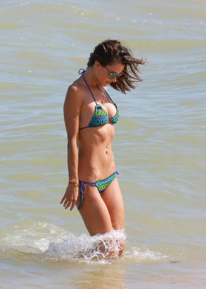 Alessandra Ambrosio Hot in Bikini -37