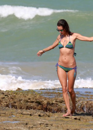 Alessandra Ambrosio Hot in Bikini -38