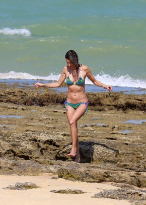Alessandra Ambrosio Hot in Bikini -44