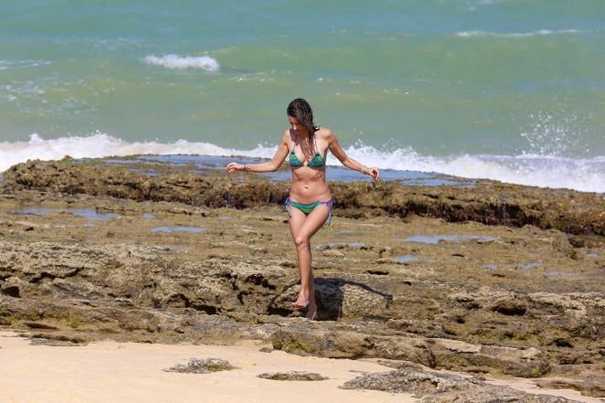 Alessandra Ambrosio 2016 : Alessandra Ambrosio Hot in Bikini -44