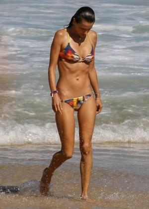 Alessandra Ambrosio Hot in Bikini -35