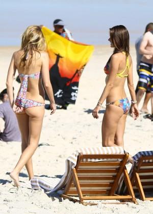 Alessandra Ambrosio Hot in Bikini -38