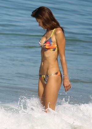 Alessandra Ambrosio Hot in Bikini -44