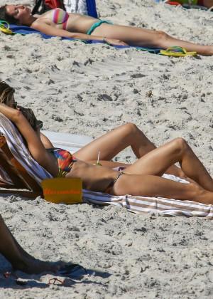 Alessandra Ambrosio Hot in Bikini -62