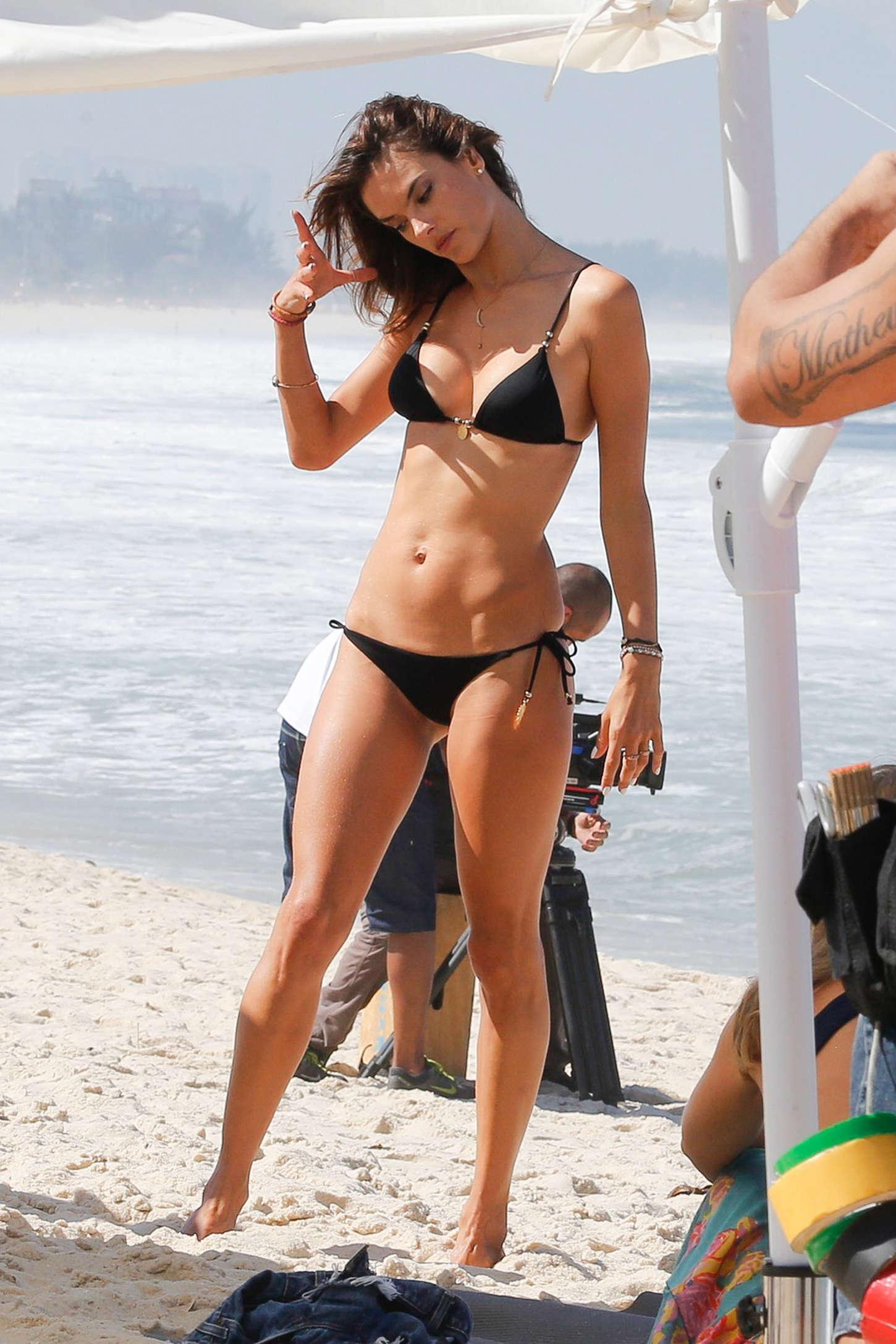 Bikini Alessandra Ambrosio nudes (81 photo), Pussy, Sideboobs, Selfie, butt 2019