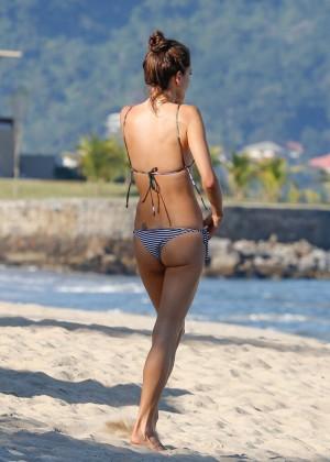 Alessandra Ambrosio in Bikini -13