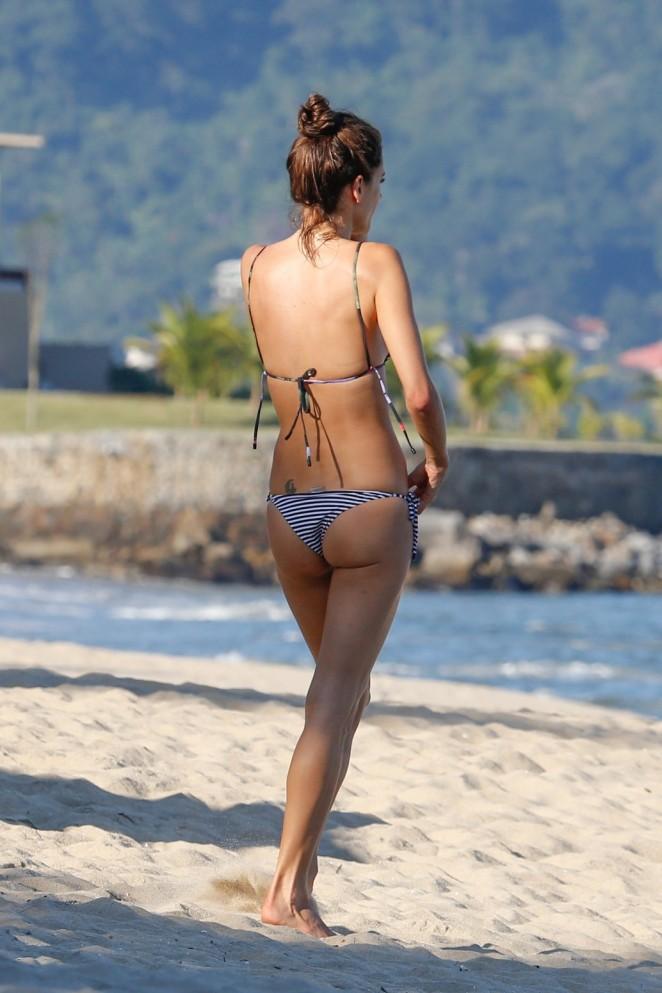 Alessandra Ambrosio 2015 : Alessandra Ambrosio in Bikini -13