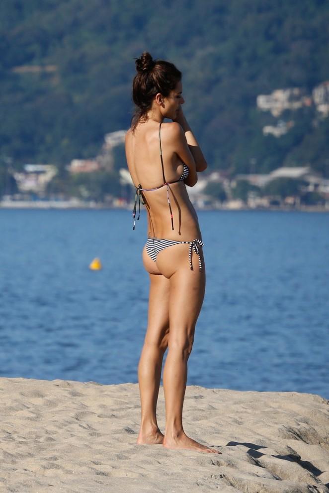 Alessandra Ambrosio 2015 : Alessandra Ambrosio in Bikini -14