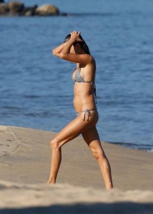 Alessandra Ambrosio in Bikini -17