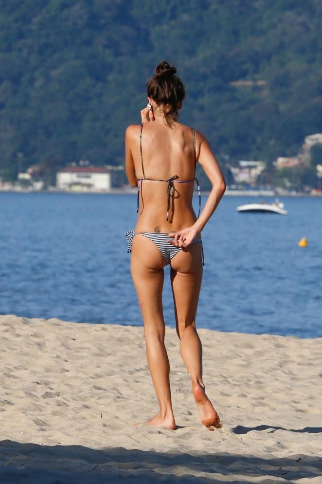 Alessandra Ambrosio 2015 : Alessandra Ambrosio in Bikini -25