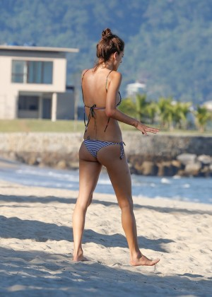Alessandra Ambrosio in Bikini -32