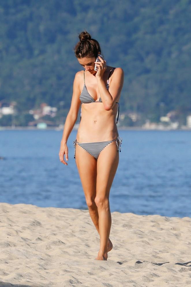 Alessandra Ambrosio in Bikini -47