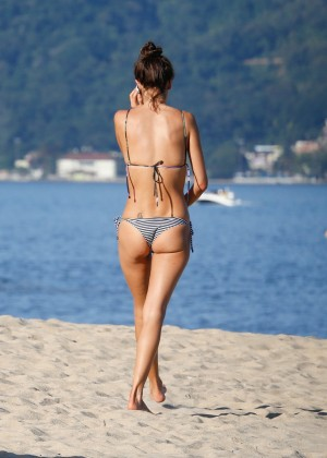 Alessandra Ambrosio in Bikini -63