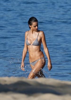 Alessandra Ambrosio in Bikini -66