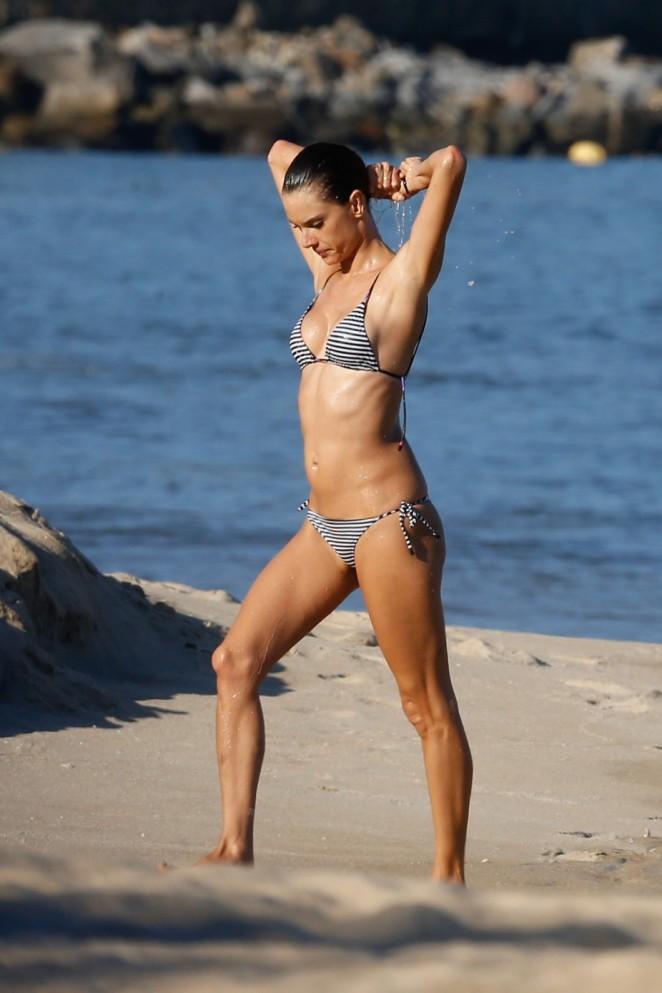 Alessandra Ambrosio in Bikini -69