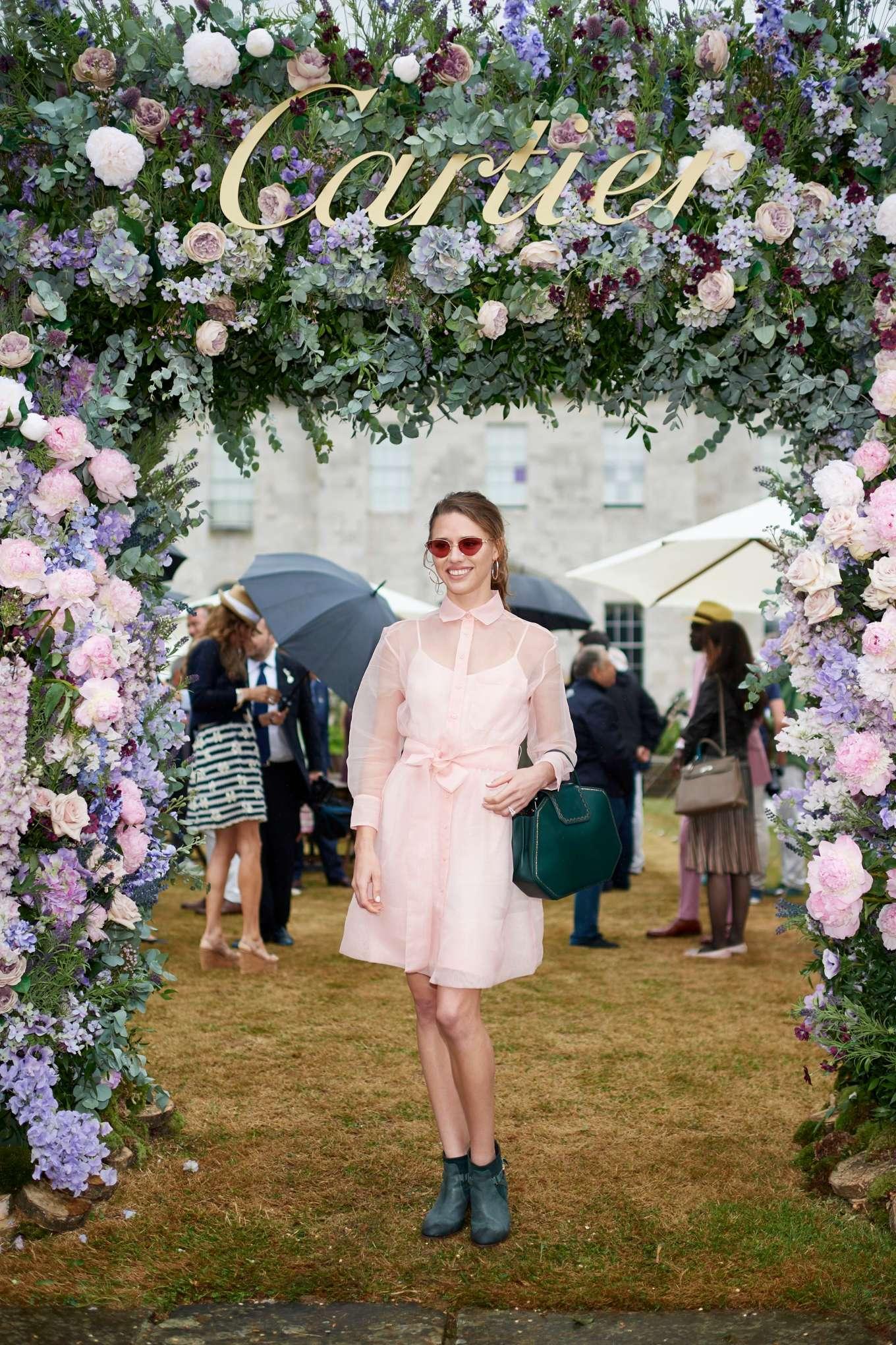 Alessandra Balazs 2019 : Alessandra Balazs – 2019 Goodwood Festival of Speed Cartier Style Et Luxe Enclosure-01