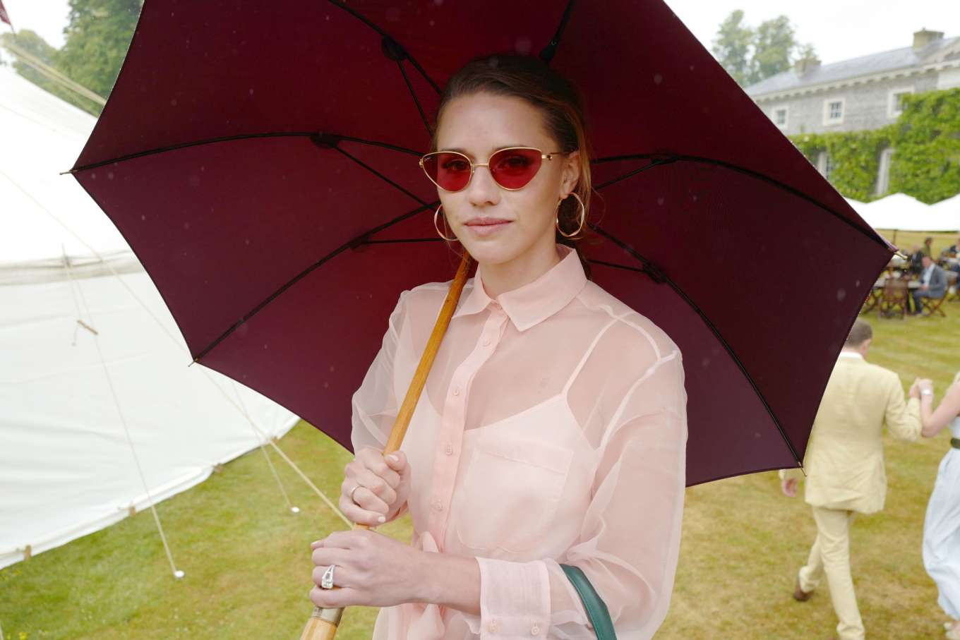 Alessandra Balazs 2019 : Alessandra Balazs – 2019 Goodwood Festival of Speed Cartier Style Et Luxe Enclosure-06