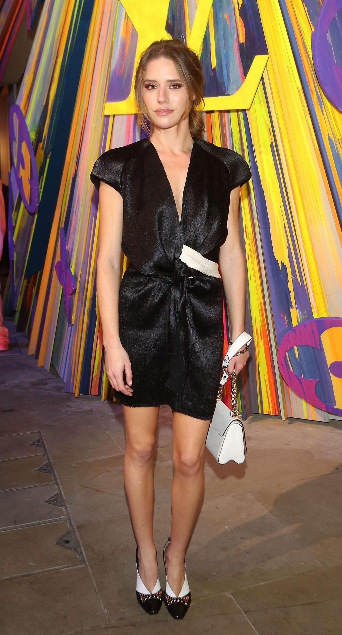 Alessandra Balazs 2019 : Alessandra Balazs – Louis Vuitton Maison Store Launch Party-04