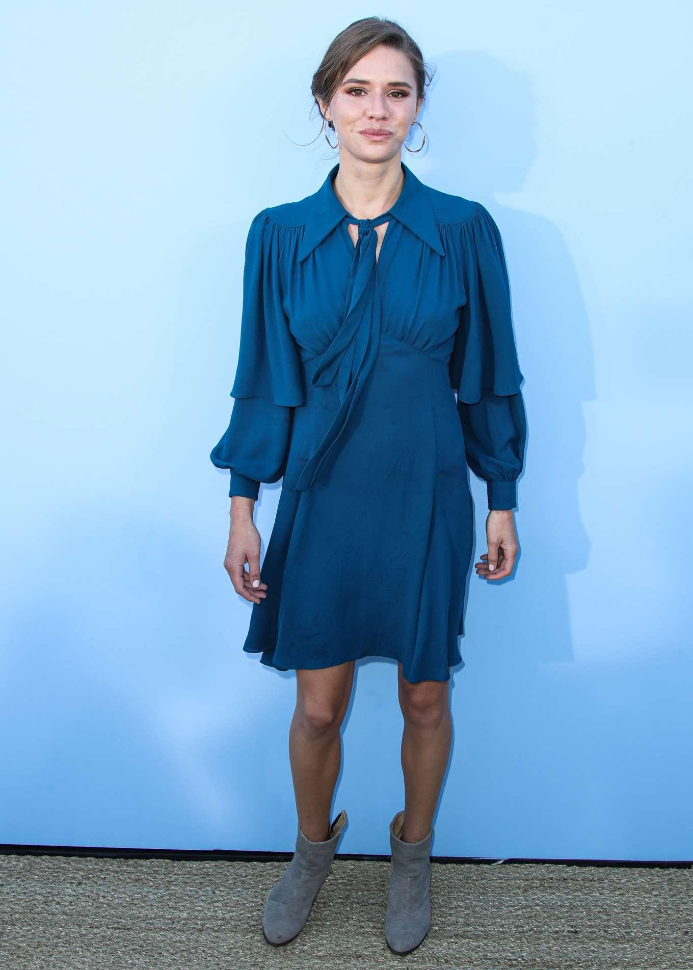 Alessandra Balazs 2019 : Alessandra Balazs – Michael Kors show – New York Fashion Week-01