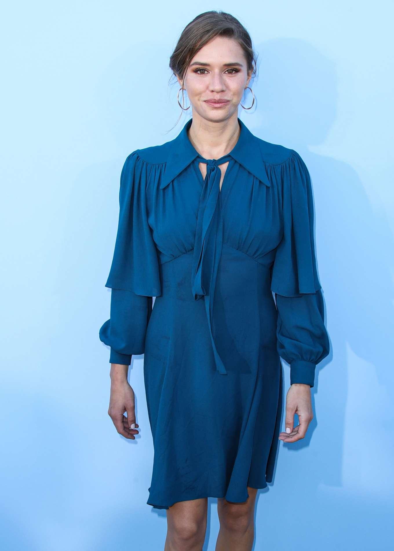 Alessandra Balazs 2019 : Alessandra Balazs – Michael Kors show – New York Fashion Week-04