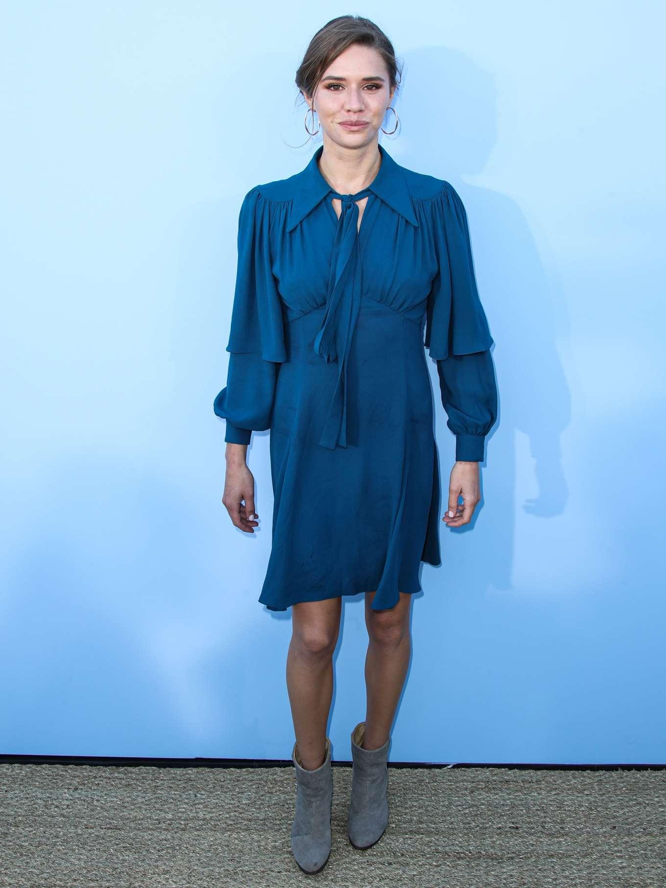 Alessandra Balazs 2019 : Alessandra Balazs – Michael Kors show – New York Fashion Week-05