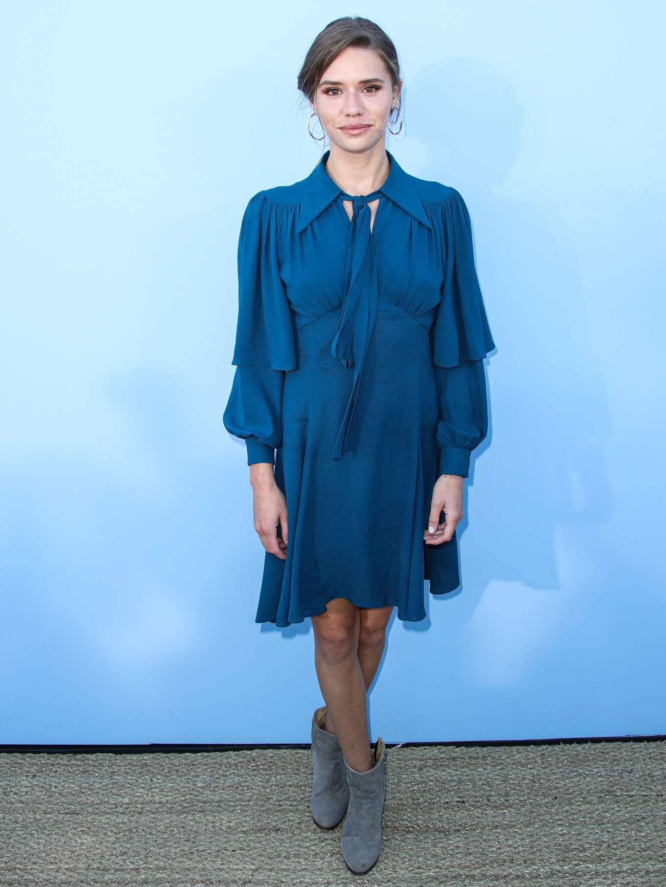Alessandra Balazs 2019 : Alessandra Balazs – Michael Kors show – New York Fashion Week-07