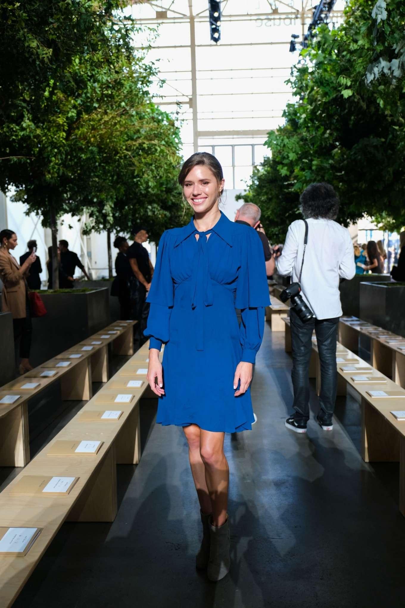Alessandra Balazs 2019 : Alessandra Balazs – Michael Kors show – New York Fashion Week-08