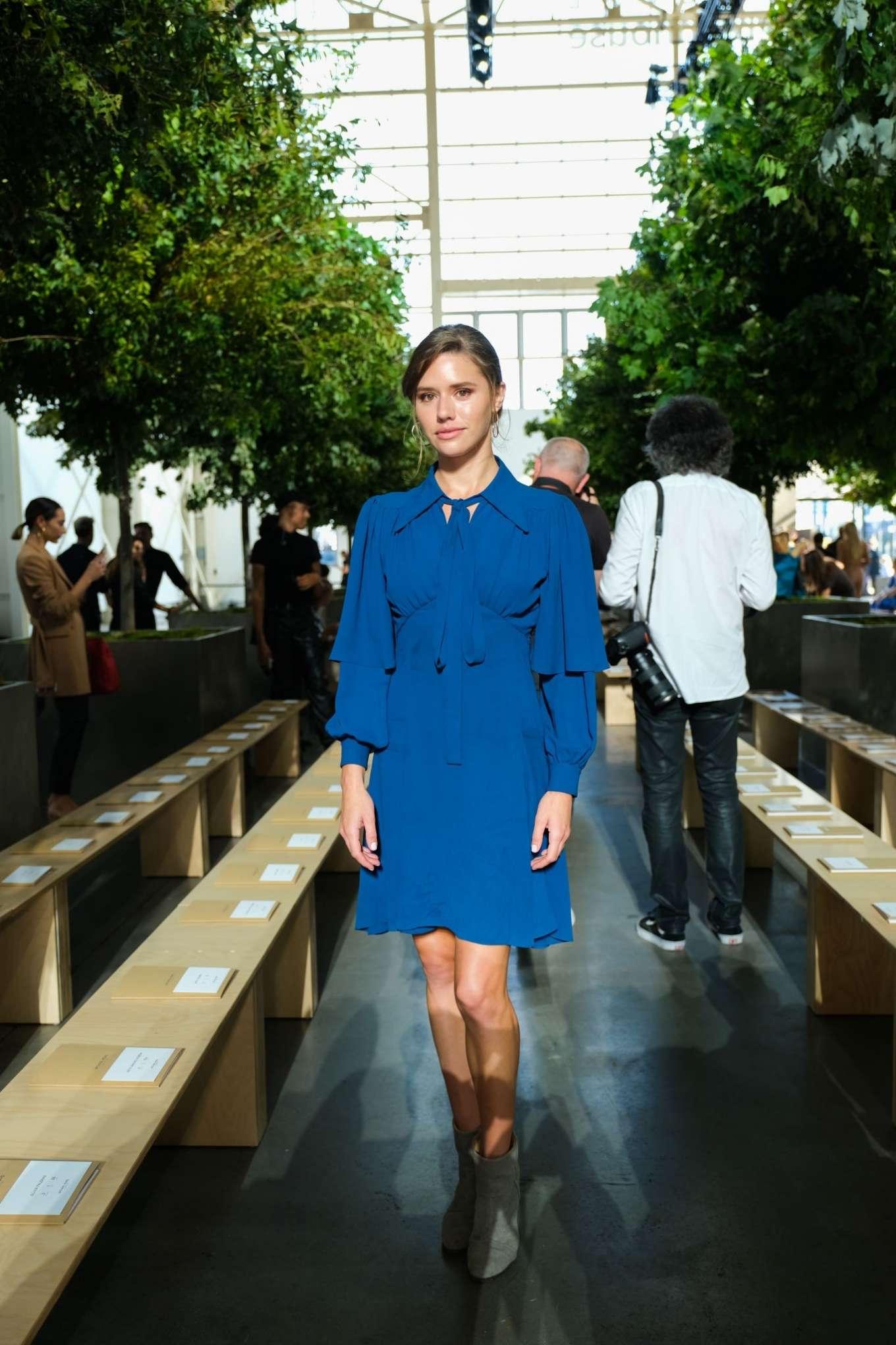 Alessandra Balazs 2019 : Alessandra Balazs – Michael Kors show – New York Fashion Week-10