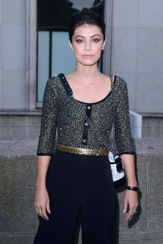 Alessandra Mastronardi - Chanel's new perfume 'Gabrielle' Launch Party in Paris