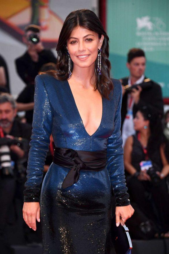 Alessandra Mastronardi - 'Martin Eden' Premiere at 2019 Venice Film Festival