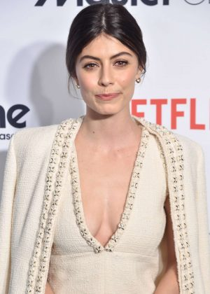 Alessandra Mastronardi - 'Master of None' Premiere in New York