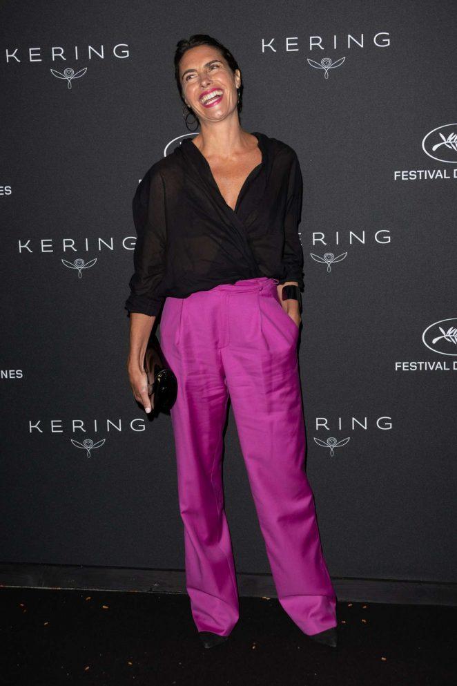 Alessandra Sublet - Kering Women in Motion Awards Dinner at 2018 Cannes Film Festival