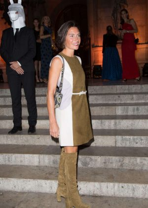 Alessandra Sublet - Longchamp 70th Anniversary Party in Paris