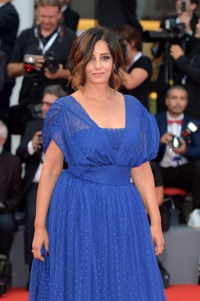 Alessia Barela - The Sisters Brothers Premiere - 2018 Venice Film Festival