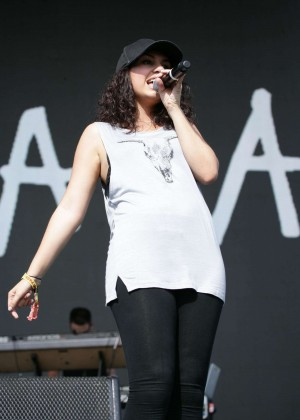 Alessia Cara - 2015 Life Is Beautiful Festival: Day 2 in Downtown Las Vegas